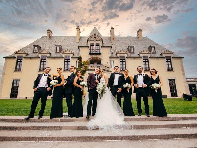Joseph and Rosemarie's Wedding in Huntington, New York 1