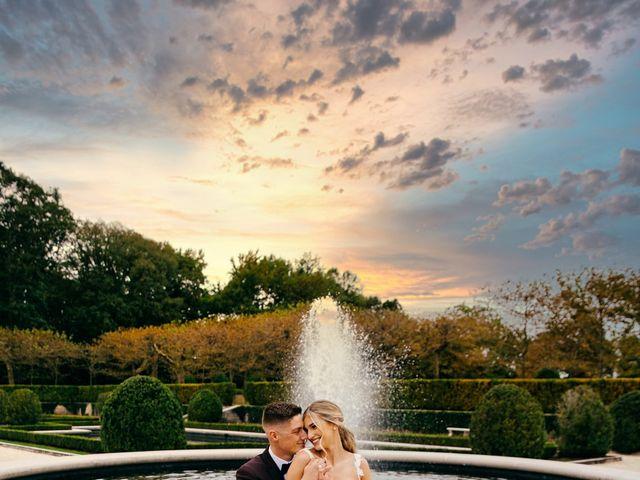 Joseph and Rosemarie's Wedding in Huntington, New York 33