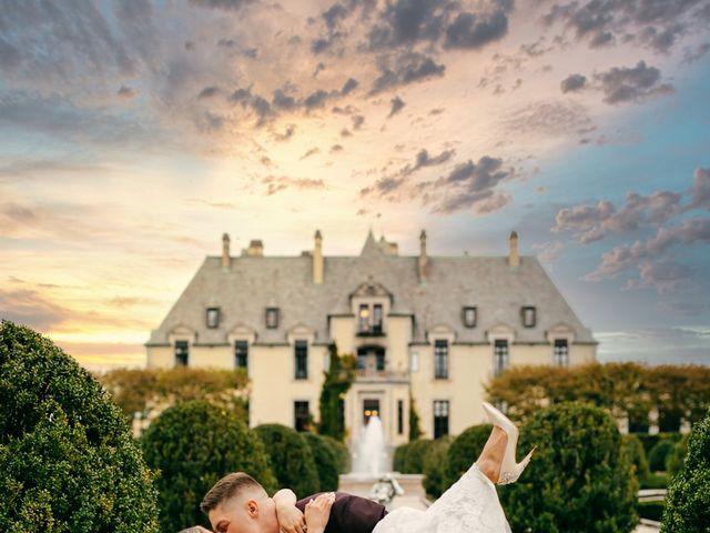 Joseph and Rosemarie's Wedding in Huntington, New York 35