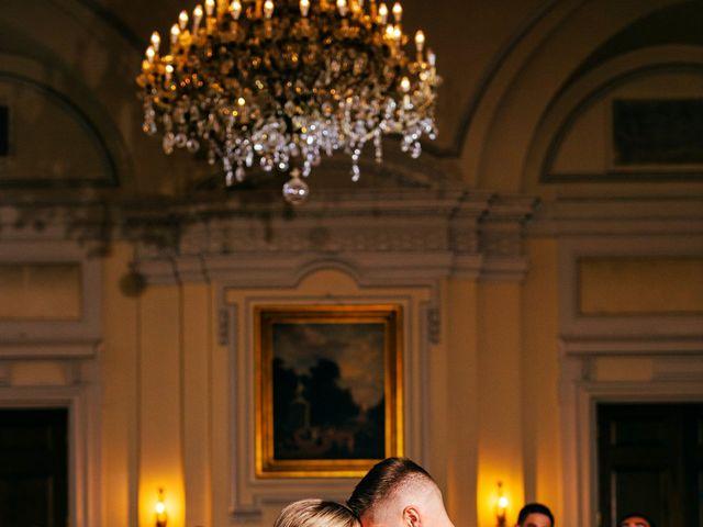 Joseph and Rosemarie's Wedding in Huntington, New York 40