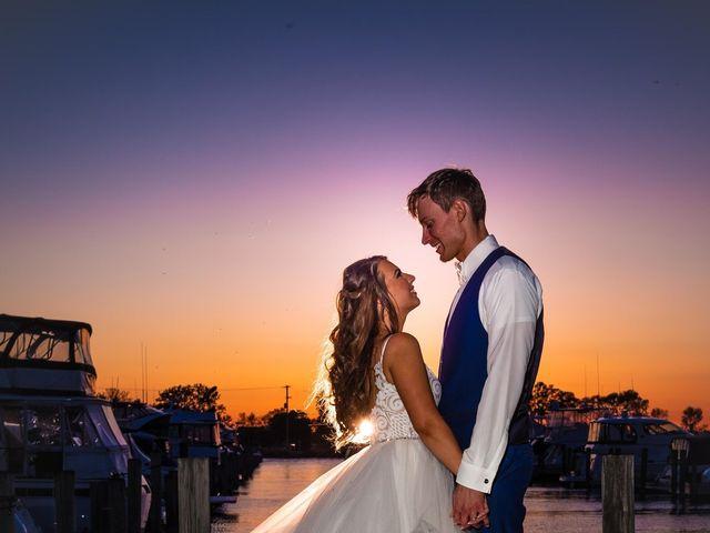 James and JIllian's Wedding in Harrison Township, Michigan 3