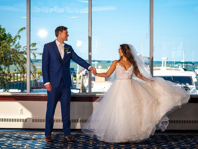 James and JIllian's Wedding in Harrison Township, Michigan 5