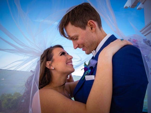 The wedding of JIllian and James