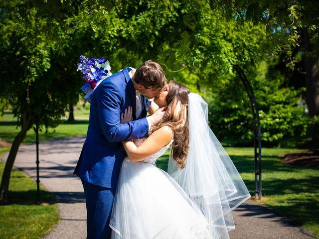 James and JIllian's Wedding in Harrison Township, Michigan 6