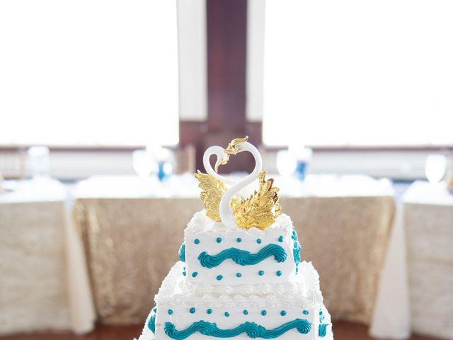 James and JIllian's Wedding in Harrison Township, Michigan 9