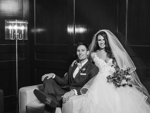 James and JIllian's Wedding in Harrison Township, Michigan 16