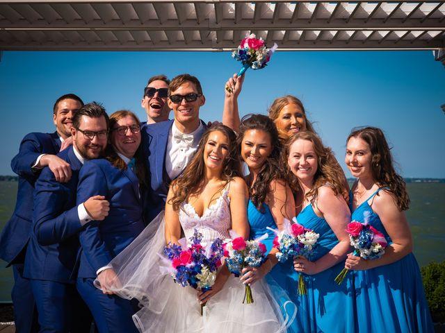 James and JIllian's Wedding in Harrison Township, Michigan 17