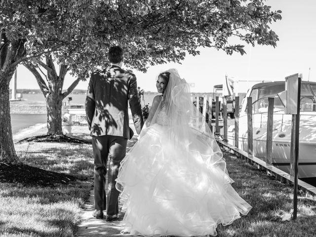 James and JIllian's Wedding in Harrison Township, Michigan 18
