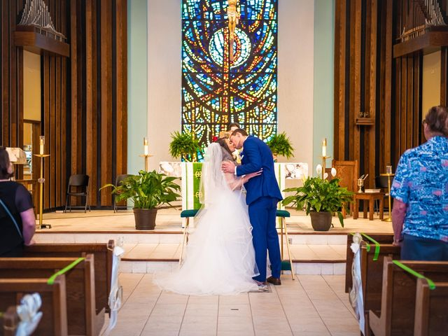 James and JIllian's Wedding in Harrison Township, Michigan 21