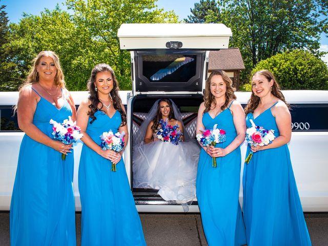James and JIllian's Wedding in Harrison Township, Michigan 22