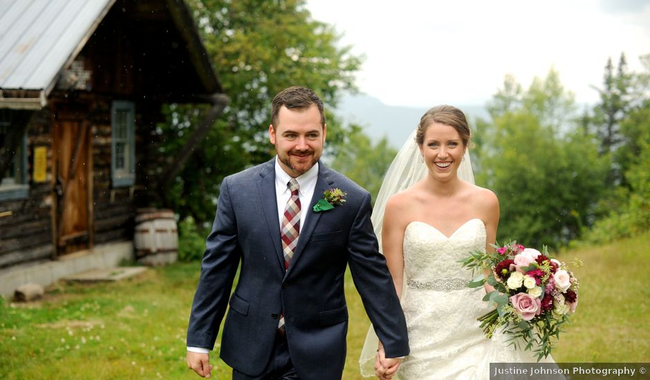 Jim and Lauren's Wedding in Lincoln, Maine