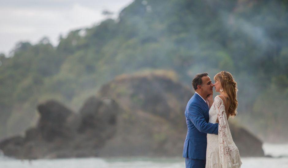 Jim and Lindsay's Wedding in Manuel Antonio, Costa Rica