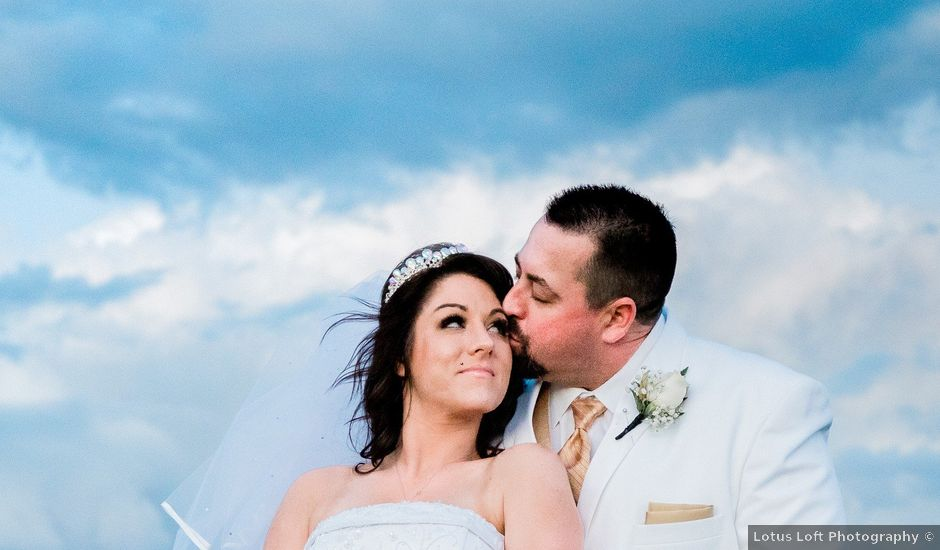 Dominic and Kayla's Wedding in Fort Mohave, Arizona