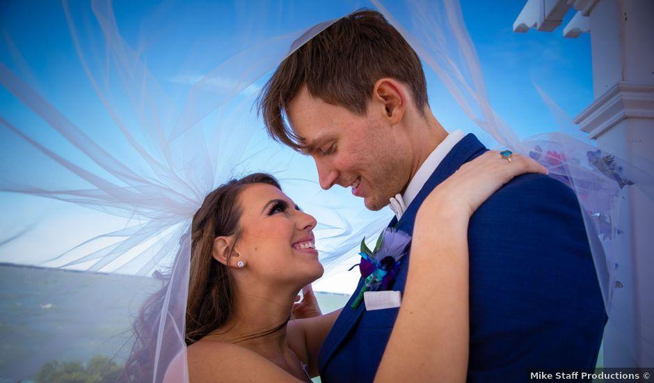 James and JIllian's Wedding in Harrison Township, Michigan