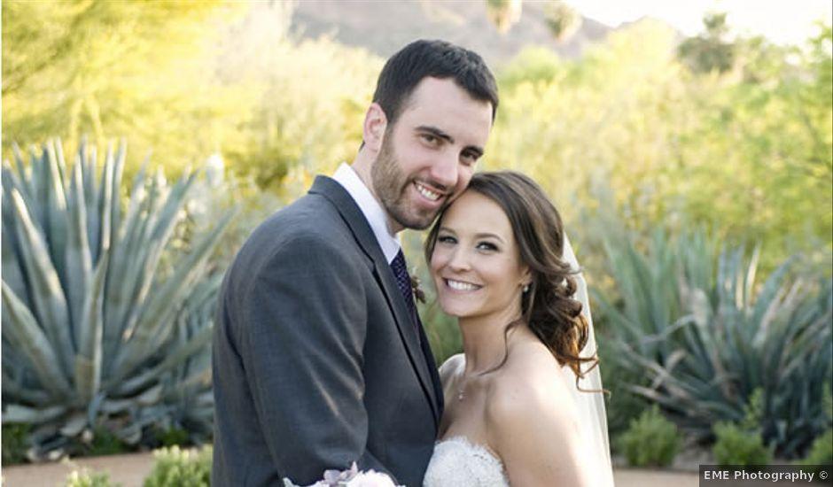 Rachel and Adam's Wedding in Paradise Valley, Arizona