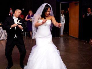 Candace and Johnathan's Wedding in Birmingham, Alabama 19