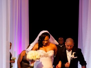 Candace and Johnathan's Wedding in Birmingham, Alabama 15