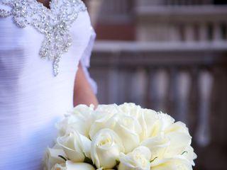 Candace and Johnathan's Wedding in Birmingham, Alabama 6