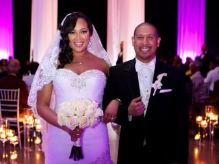 The wedding of Johnathan and Candace