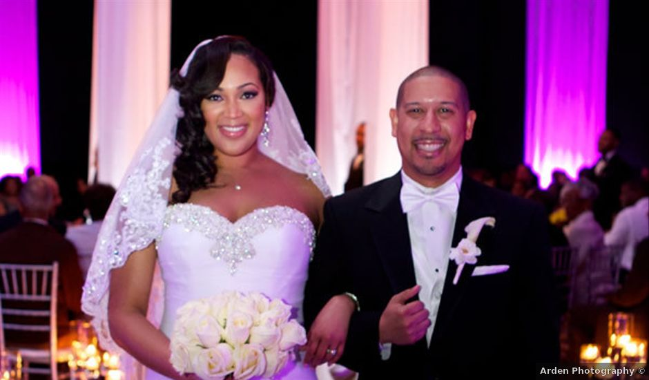 Candace and Johnathan's Wedding in Birmingham, Alabama