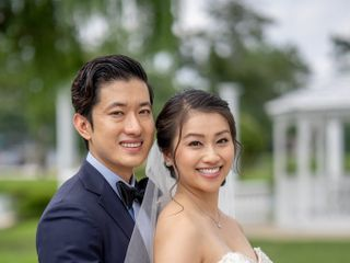 The wedding of Will and Kairi