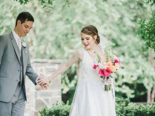 Michael and Nicole's Wedding in Woodbridge, District of Columbia 3
