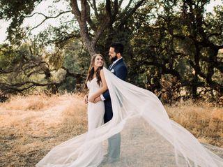 The wedding of Kelsey and Luke