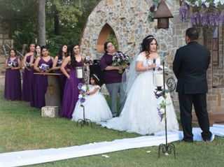 The wedding of Luis and Angelica 1