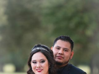 The wedding of Luis and Angelica 2