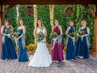 The wedding of Sarah and Matthew 3