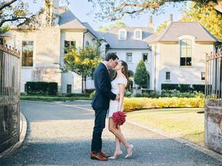 The wedding of Katie Bennett and Ryan Bennet