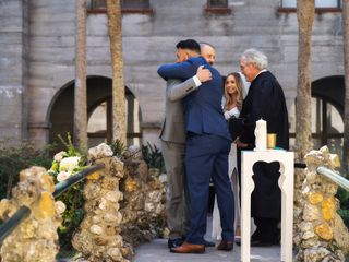 The wedding of Michele and David 2