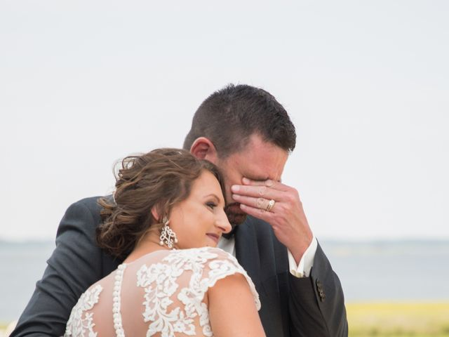 Spencer and Allie's Wedding in Ocean City, Maryland 4