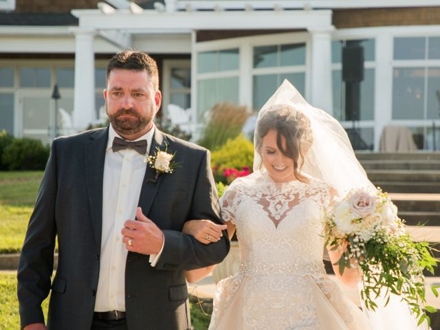 Spencer and Allie's Wedding in Ocean City, Maryland 5