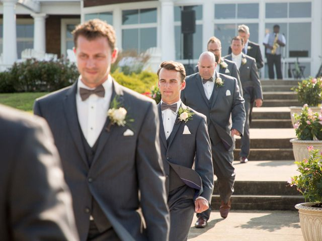 Spencer and Allie's Wedding in Ocean City, Maryland 7