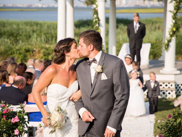 Spencer and Allie's Wedding in Ocean City, Maryland 11