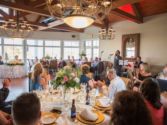 Spencer and Allie's Wedding in Ocean City, Maryland 14