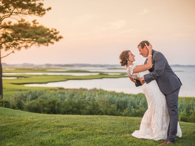 Spencer and Allie's Wedding in Ocean City, Maryland 16