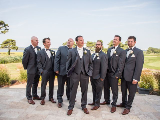 Spencer and Allie's Wedding in Ocean City, Maryland 21