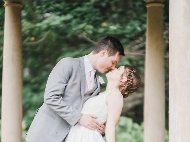 Michael and Nicole's Wedding in Woodbridge, District of Columbia 2