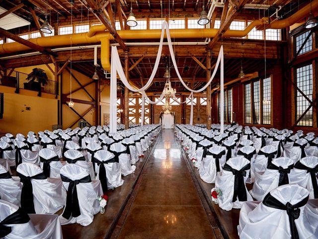 Stephen and Santina's Wedding in Evanston, Wyoming 8