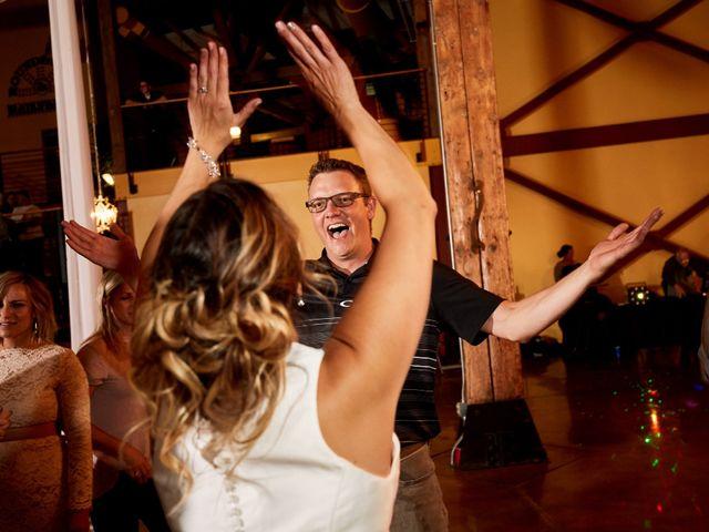 Stephen and Santina's Wedding in Evanston, Wyoming 11