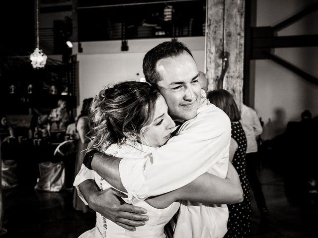 Stephen and Santina's Wedding in Evanston, Wyoming 12