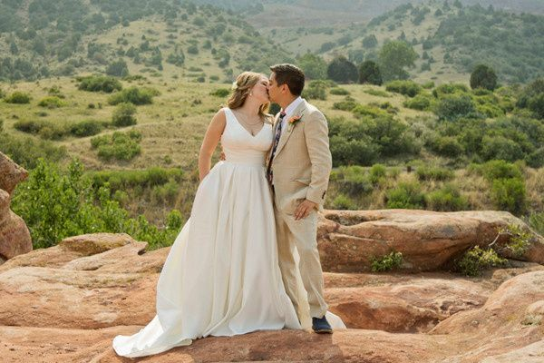 Jonathan and Eve's Wedding in Morrison, Colorado 9