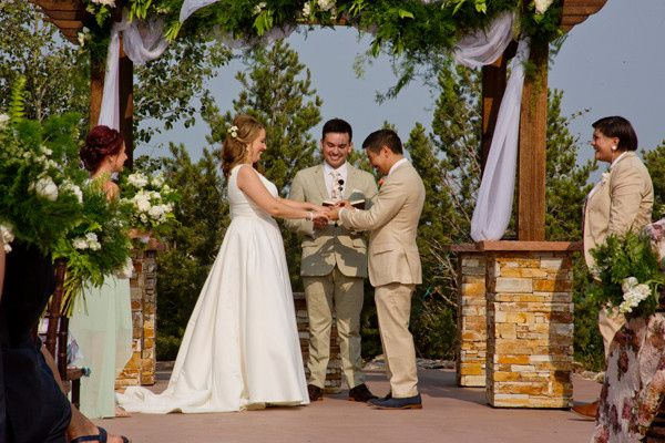 Jonathan and Eve's Wedding in Morrison, Colorado 20