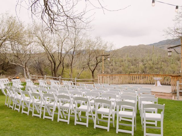 Nick and Jackie's Wedding in Tucson, Arizona 2