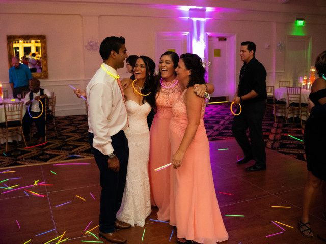 John and Sheema's Wedding in Mooresville, North Carolina 3