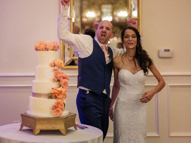 John and Sheema's Wedding in Mooresville, North Carolina 8