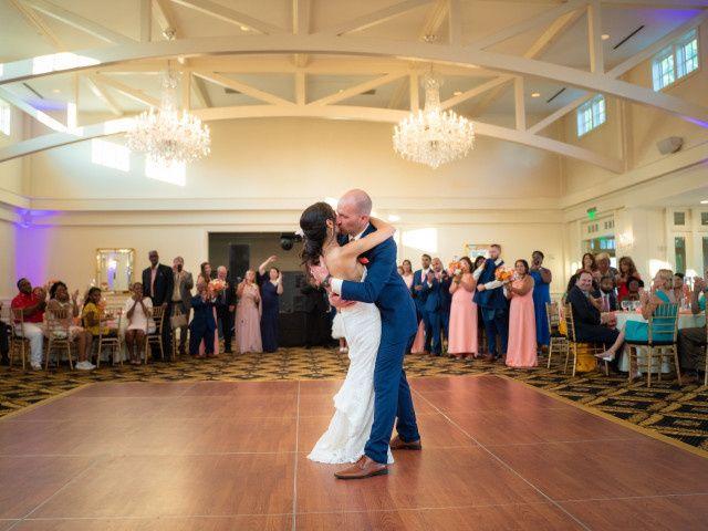 John and Sheema's Wedding in Mooresville, North Carolina 10