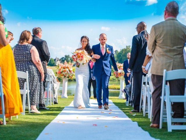 John and Sheema's Wedding in Mooresville, North Carolina 21